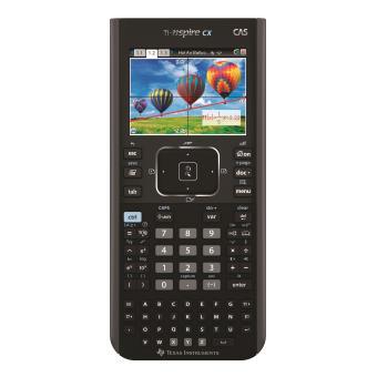 Texas Instruments TI-Nspire CX CAS Mode Examen