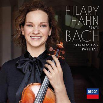 Hilary Hahn plays Bach Sonatas numbers 1 & 2 Partita 1