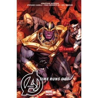 AvengersAvengers time runs out