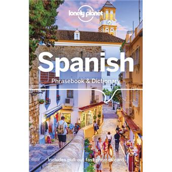 SPANISH PHRASEBOOK 2012 LONELY PLANET