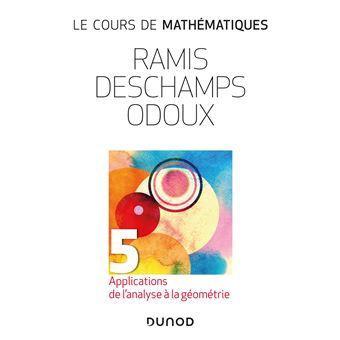 Le cours de mathématiques - Tome 5 - 2e éd - Applications de l'analyse à la géométrie