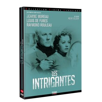 Les Intrigantes DVD