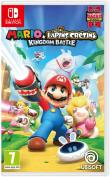 Mario et Les Lapins Crétins Kingdom Battle Nintendo Switch