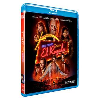 Sale temps à l'hôtel El Royale Blu-ray