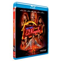 Sale temps à l'hôtel El Royale Blu-ray