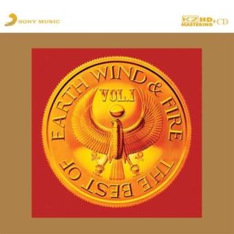 The best of Earth  Wind & Fire, Volume 1