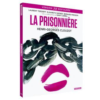 La prisonnière Blu-ray