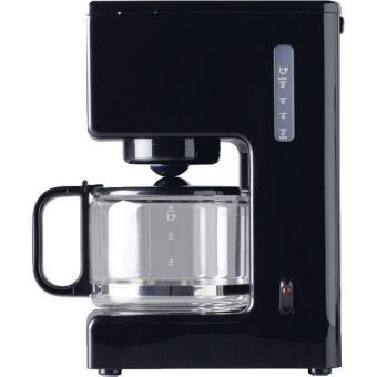 Koffiezetapparaat met filter Brandt CAF688N 680W 8 kopjes, zwart