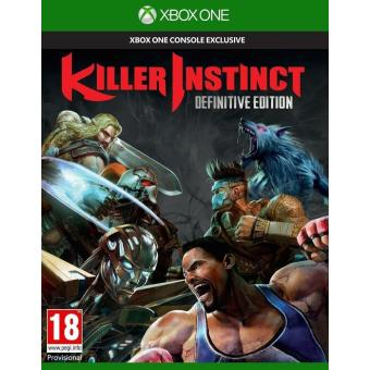 KIller instinct definitive mix  XONE