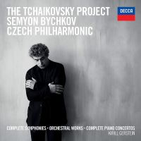 Tchaikovsky: Complete Symphonies and Piano Concertos - 7CD