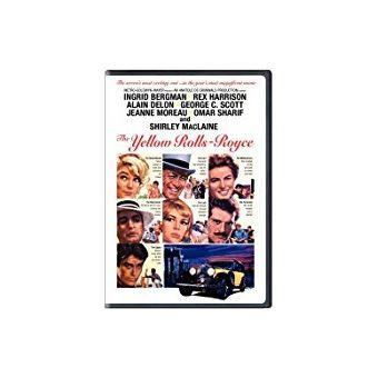 Yellow rolls royce/remasterise/gb - DVD Zone 1