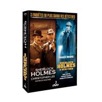 SHERLOCK HOLMES A NEW YOR-3 DVD-VF