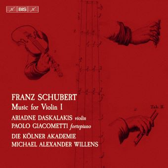 Schubert: Music for Violin Vol 1 - SACD