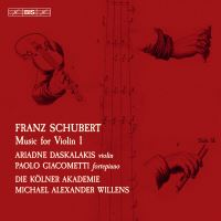 Schubert: Music for Violin Vol 1 - SACD