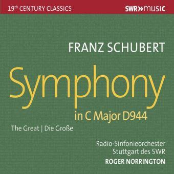 Symphonie en do majeur d944