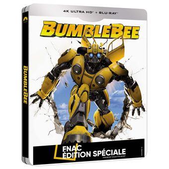 TransformersBumblebee Steelbook Edition Spéciale Fnac Blu-ray 4K Ultra HD