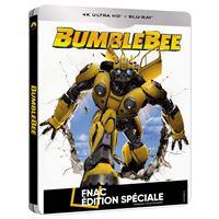 Bumblebee Steelbook Edition Spéciale Fnac Blu-ray 4K Ultra HD