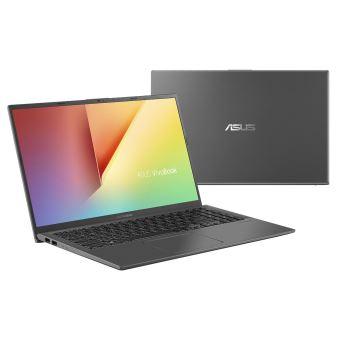 """Asus VivoBook S512FA-BQ741T 15"""" 256GB SSD 8GB RAM Core I7-8565U 4.6GHz UHD Graphics 620 Zilver Laptop"""