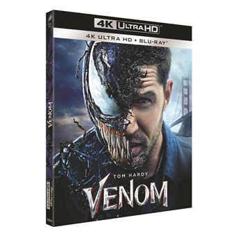 VenomVenom Blu-ray 4K Ultra HD