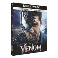 Venom Blu-ray 4K Ultra HD