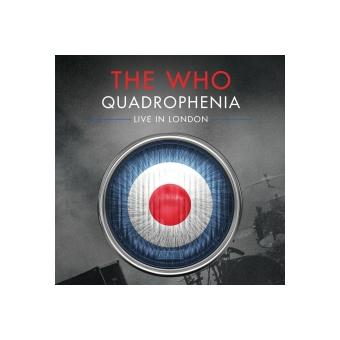 Quadrophenia live in London Blu-Ray