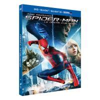 The Amazing Spider-Man : le destin d'un héros Combo Blu-Ray 3D/2D + DVD