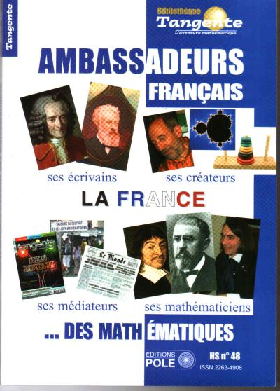 Ambassadeurs francophone des maths