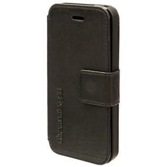 Etui Support dbramante1928 Copenhaguen pour iPhone 5   5s, Cuir Noir da107658cf0