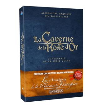 La Caverne de la RoseLa Caverne de la Rose d'or DVD