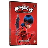 Miraculous Ladybug Volume 4 Le terrible papillon DVD