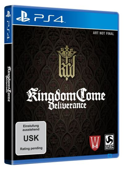 Kingdom Come Deliverance Edition Collector PS4