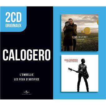 2 CD Originaux : Les Feux d'artifice L'embellie