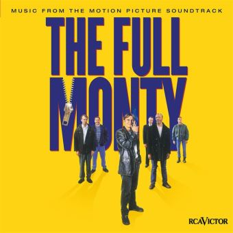 The Full Monty Vinyle 180 gr Inclus un poster et un livret de 4 pages