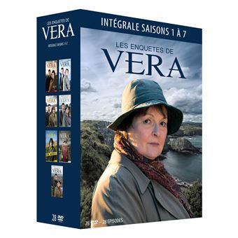 Les Enquêtes de VeraCoffret Les Enquêtes de Vera Saisons 1 à 7 DVD
