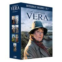 Coffret Les Enquêtes de Vera Saisons 1 à 7 DVD