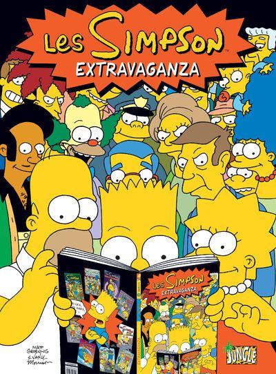 Les Simpson - tome 10 Extravaganza