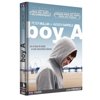 Boy A DVD