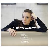 Klavierstucke D946 - Sonate n.7 opus 83 - Préludes opus 28