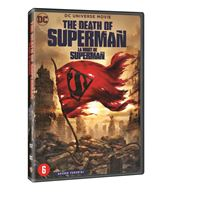 The Death of Superman DVD