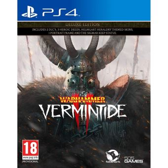 WARHAMMER VERMINTIDE 2 DELUXE EDITION NL PS4