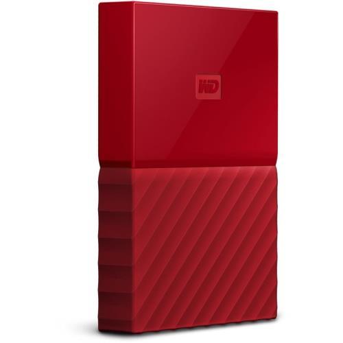 Disque dur externe WD My Passport 1 To Rouge - Disque dur externe. Remise permanente de 5% pour les adhérents. Commandez vos produits high-tech au meilleur prix en ligne et retirez-les en magasin.