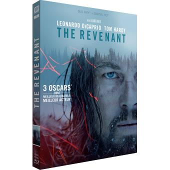 The Revenant Blu-ray + DHD