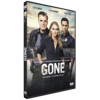 GoneGone Saison 1 DVD