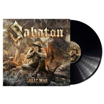 GREAT WAR/LP HQ/GATEFOLD