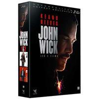 John Wick - John Wick 2 Coffret DVD