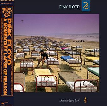 A Momentary Lapse of Reason Edition remasterisée