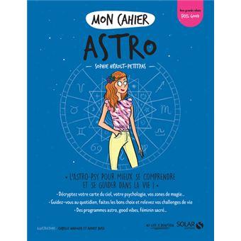 Mon cahier Astro