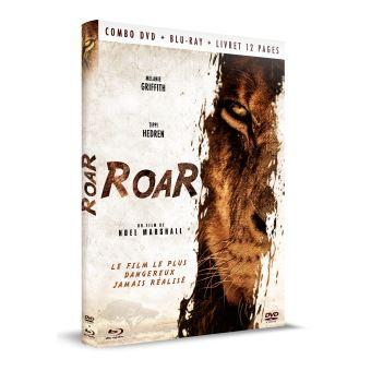 Roar Combo Blu-ray DVD