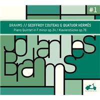 Piano Quintet In F Minor Opus 34