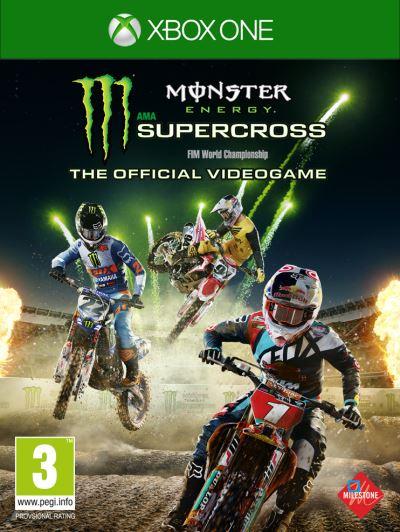 Monster Energy Supercross Xbox One